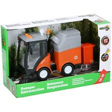 Kinder Spielzeug 1:16 Kehrmaschine Müllabfuhr Auto Spielzeugauto Kehrauto Kehrer