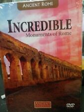 INCREDIBLE Monuments of Rome (DVD)
