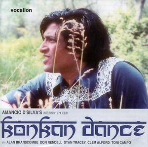 Amancio D'Silva KONKAN DANCE - CDSML8420