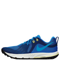 Nike Air Zoom Wildhorse 5 Men's Trail Running Shoes Blue 2019 - AQ2222-400