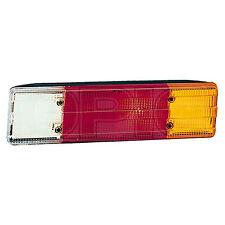 Luz trasera de combinación: Cola/Reflector/detener/izquierda | Hella 2VA 004 887-031