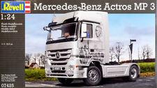 Mercedes Benz actros mp 3 camión camión mp3 1:24 model kit kit Revell 07425