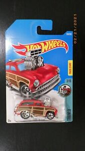 Hot Wheels- 2016 Tooned, SURF 'N TURF...NMONMC