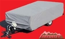 ADCO PopUp Pop Up Folding Trailer Winter Rain Cover 6 - 8 ft Tent Camper 2890