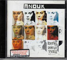 CD ALBUM ANOUK / HOTEL NEW YORK