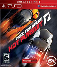 NEED FOR SPEED HOT PURSUIT PS3! CARS, RACE, COPS, RACING, HIGH CHASE, BURNOUT