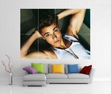 Justin Bieber creo nunca decir Arte De Pared Gigante Impresión De Foto Imagen Cartel G92