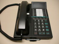 5 Refurbished Telrad Digital 16 Key Phones, Catalogue No. 794200000