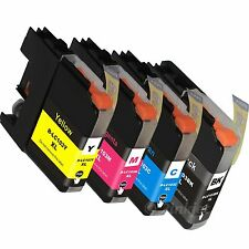 4 Pack LC103 XL HY Ink cartridge For Brother LC103 MFC-J4310DW MFC-J4410DW