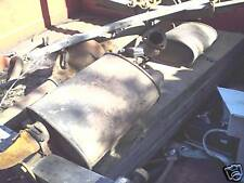 1984 JAGUAR EXHAUST MUFFLERS - SMALL -  RESONATORS?
