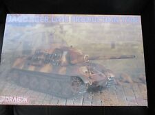 Jagdtiger Late Production Type 1:35 scale Dragon Model Kit 9036