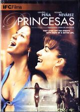 Princesas (DVD, 2007) New rare