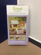 Cricut Cartridge - Sweet Tooth Boxes Project Cartridge- Gently Used - Complete