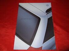 VW Golf IV Variant Basis Trendline Comfortline Highline Prospekt von 1999