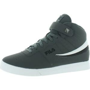 Fila Mens Vulc 13 Lifestyle Lace Up High Top Fashion Sneakers Shoes BHFO 0815