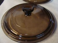 Replacement lid for Visions .5 L Pot Pan Corning Ware Pyrex Excellent cond