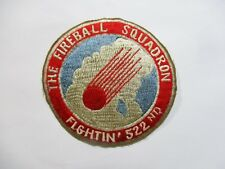 Bright Original Usaf Us Air Force Squadron Patch 37th Aeromedical Evacuation Group Other Militaria