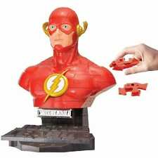 DC HEROES FLASH CRYSTAL 3D PUZZLE NEW IN BOX 72 PIECES #sjul16-305