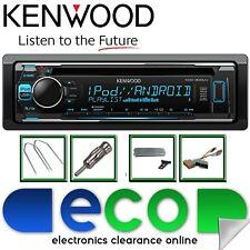 Ford Puma 1997 - 2001 KENWOOD CD MP3 USB MultiColour Display Car Stereo Kit FD04