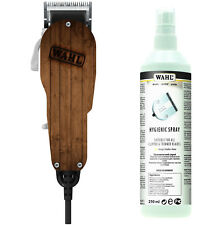 Wahl Wood Taper Limited Edition Hair Cutting Machine 1mm - 13mm + Hygiene Spray