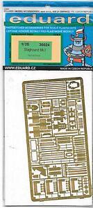 Eduard Staghound Mk. I Photo Gravure Détails 1/35 36 024 pour Italeri Kit St