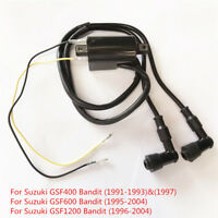 1pc NEW Ignition Coil For Suzuki GSF400 GSF600 GSF1200 Bandit GSF 400 600 1200