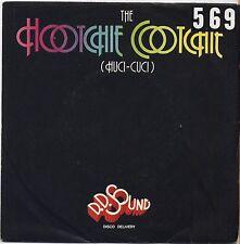 """D.D. SOUND - The hootchie cootchie - VINYL 7"""" 45 LP ITALY 1979 VG+ COVER VG-"""