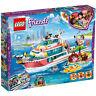 New LEGO Friends Rescue Mission Boat 41381 908 pieces Olivia Andrea Mia Minifigs
