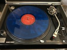 Technics SL-1210 M5G with gold technic/ortofon needles and odyssey case!!