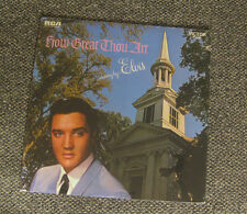 FREE 2for1 OFFER-Elvis Presley – How Great Thou Art : RCA Victor – AQL1-3758/