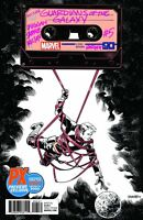 ALL NEW GUARDIANS OF GALAXY #5 SDCC 2017 EXCLUSIVE B&W VARIANT MARVEL COMICS