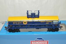 HO Athearn CSX Massachusetts Call Volunteer Fire Fighters Safety tank car 40345