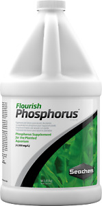 Seachem Flourish PHOSPHORUS 2L Nutrient Aquarium Plants Fertilizer Phosphate