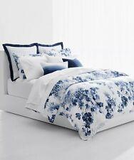 Ralph Lauren Floral 3-Pc.Cotton KING Comforter & Shams Set $385