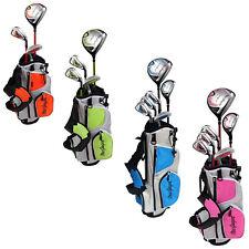 MacGregor Junior Tourney 2 II Package Set - New Kids Full Set Golf Clubs & Bag