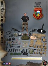 SoldierStory 1/6 Iraq Special Operations Forces ISOF SAW GUNNER Action Figure