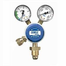 Cigweld Weldskill Argon Regulator VI 40LPM. #210254