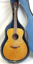 Yamaha FG 150 1972 Nippon Gakki Red Label Acoustic Guitar MADE IN JAPAN