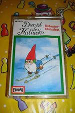 David der Kabauter Kassette MC - Kabauter-Christfest Europa Kinder Hörspiel