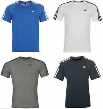 adidas Polyester Crew Neck T-Shirts for Men