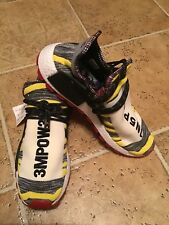 0f713e29f ADIDAS PHARRELL WILLIAMS HU HUMAN RACE NMD SOLAR PACK. US MEN S SIZE 7