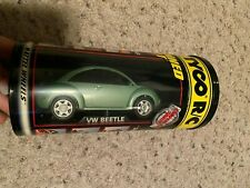 RARE GREEN VW BEETLE REMOTE RADIO CONTROL CAR MATTEL TYCO RC CANNED HEAT- New