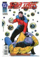 Star Trek TNG Portfolio Prints Series 2 Comic Book Chase Card CBK2.66