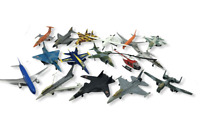 Lot of 16 Diecast Airplanes Fighter Jet Aircraft Military Planes Maisto