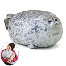 Jumbo Animal Plush Seal Stuffed Soft Giant Big Doll Pillow Toy Kid Chair Chest