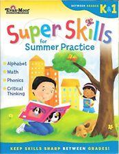 Super Skills for Summer Practice Between Grades K