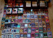 1 Booster + Yu-Gi-Oh Karten + Holo Rare Ultra Rare Gold Rare Sammlung Deck