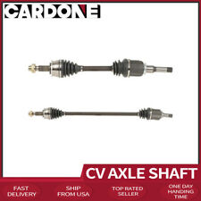 Cardone CV Axle Shaft Front Left+Right X2 Fits 2012-2015 CHEVROLET SONIC UU26