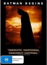 Batman Begins (2005) DVD R4 BRAND
