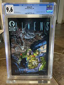 Aliens #1 Dark Horse 1988 CGC 9.6